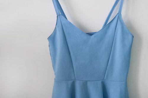 Šaty ve stylu 50.let